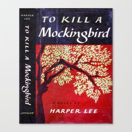 Kill a Mockingbird Canvas Print