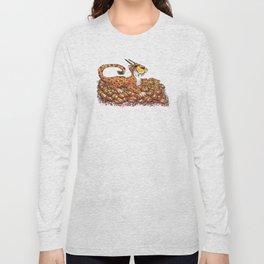 Hot Cheeto Hoard Long Sleeve T-shirt