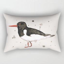 Oyster catcher Rectangular Pillow