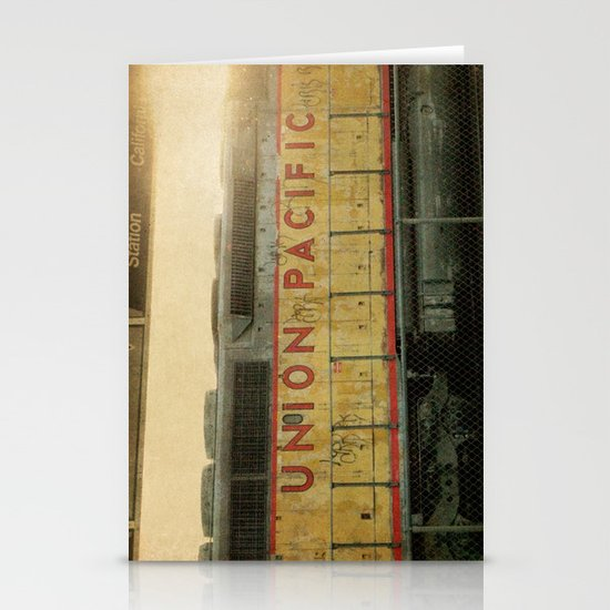 Union Pacific  Stationery Cards
