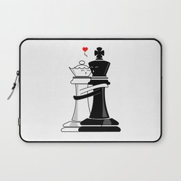 Chess love #4 Laptop Sleeve