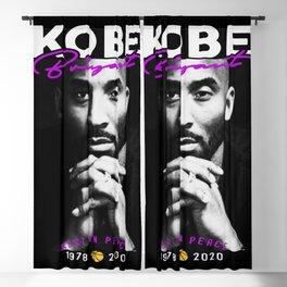 KobeBryant 1978-2020 Blackout Curtain