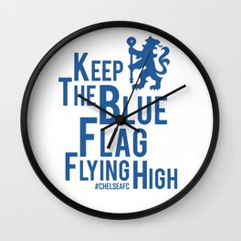 Chelsea FC KTBFFH Wall Clock