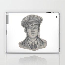 Sgt. James Barnes Laptop & iPad Skin