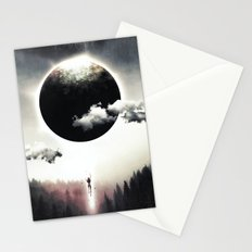 A Dream of Gravity Stationery Cards