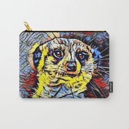 Color Kick - Meerkat Carry-All Pouch