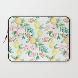 Flowers and Fruits Laptop Sleeve