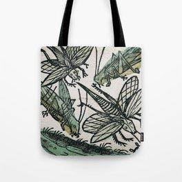 Locusts Tote Bag