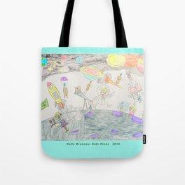 Kelly Bruneau #12 Tote Bag