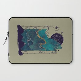 Northern Nightsky Laptop Sleeve