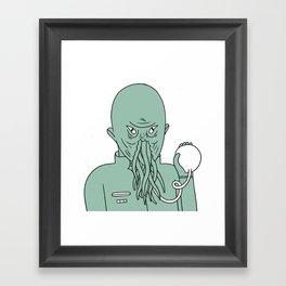 ood Framed Art Print