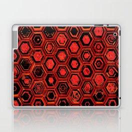 Lava Hex Laptop & iPad Skin
