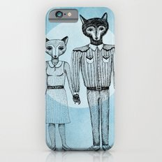 Fox and Wolf Slim Case iPhone 6s