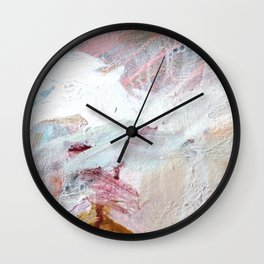 Palette No. Nine Wall Clock