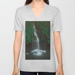 Waterfall Unisex V-Neck