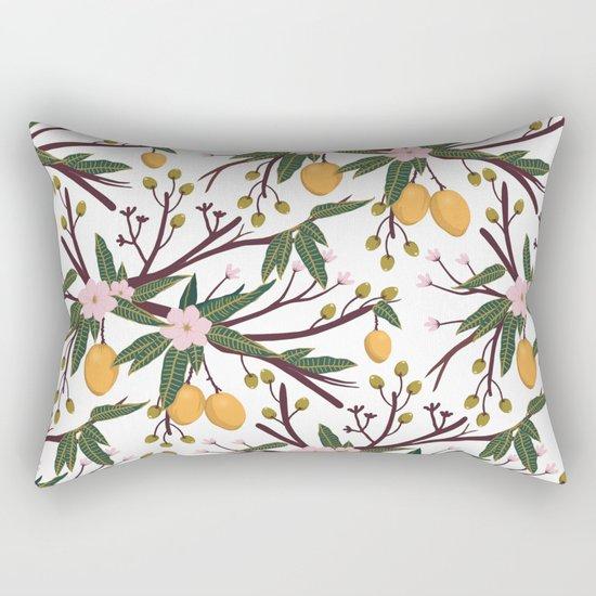 MANGO JAMBO Rectangular Pillow