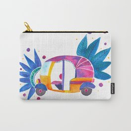 Groovy Rickshaw Carry-All Pouch