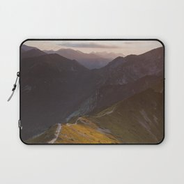 Before sunset - Landscape and Nature Photography Laptop Sleeve