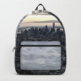 New York skyline x Backpack