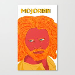 MOJORISIN Canvas Print