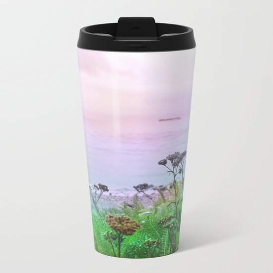 Pastel vibes 66 Metal Travel Mug