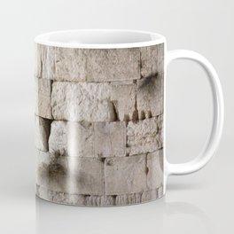 Jerusalem - The Western Wall - Kotel #4 Coffee Mug