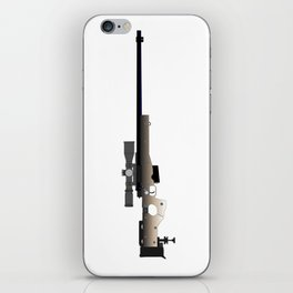 Sniper Rifle iPhone Skin