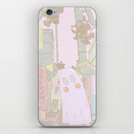 Ghost Avenue iPhone Skin