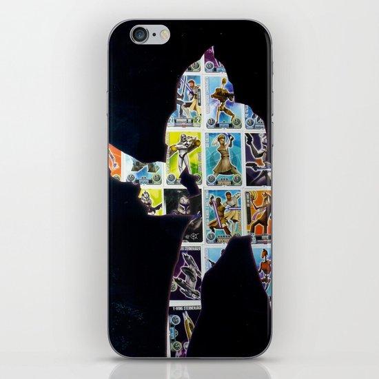 Cut StarWars Collage 4 iPhone & iPod Skin