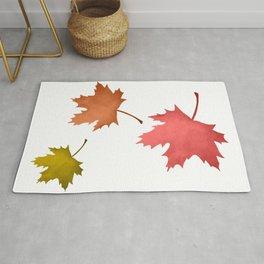 Falling Leaves Rug