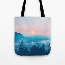 Pastel vibes 12 Tote Bag