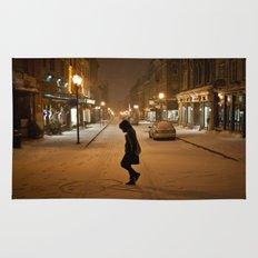 Québec Night Rug