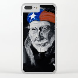 Country Cool Clear iPhone Case