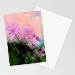 AN ABSTRACT SUMMER DAY HF Stationery Cards