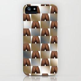Butt Board iPhone Case