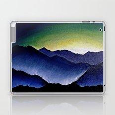 Mountain Landscape at Dusk Laptop & iPad Skin