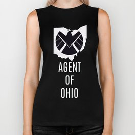 Agents Of OHIO Biker Tank