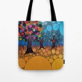 :: Jewel Tree :: Tote Bag