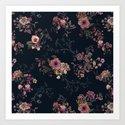 Japanese Boho Floral by caseysaccomanno