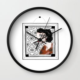 Ladies who Leisure part 2 Wall Clock