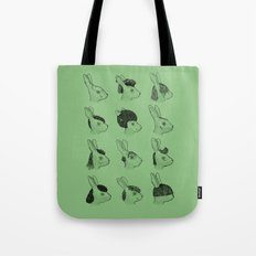 Hare Styles Tote Bag