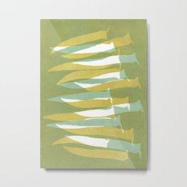 Sword Fern 1 Metal Print