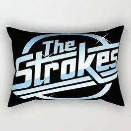 the originally strokes band tour 2020 ngamein Rectangular Pillow