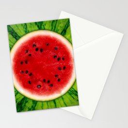 Watermelon <3 Stationery Cards