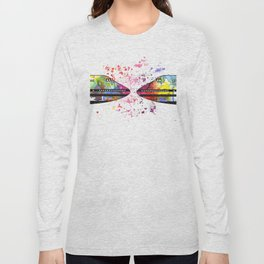 Airline Long Sleeve T-shirt