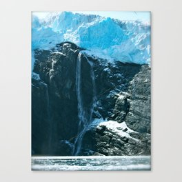 Prince William Sound, Alaska Canvas Print