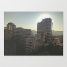 Portland, Oregon Canvas Print