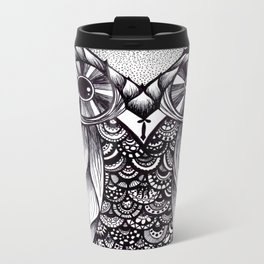it's a hoot Metal Travel Mug