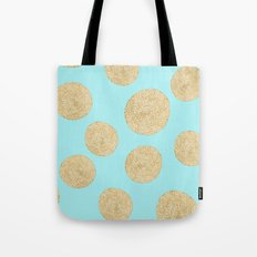 Straw Cushion Pattern Tote Bag