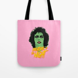 Creature of the night -The Rocky Horror Picture Show Tote Bag